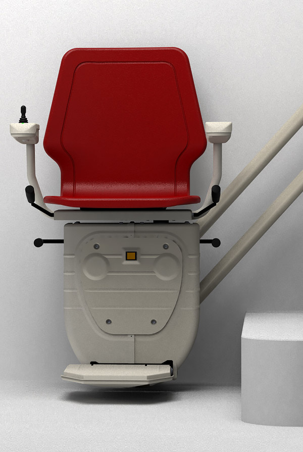 infinity curved stairlift ireland