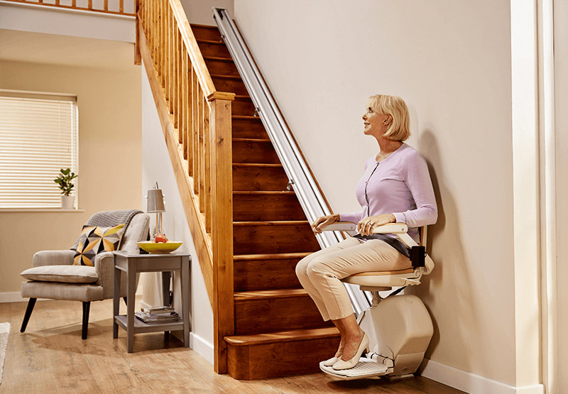 straight stair lifts dublin